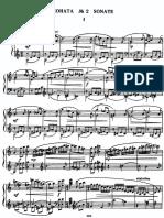 Hindemith Sonata2 Piano