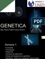 Semana 1.- Introduccion - Genetica