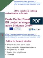 Presentation VET in Austria