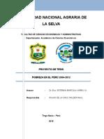 PROYECTO DE TESIS POBREZA MULTIMENCIONAL