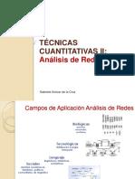 Clase analisis de Redes