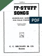 Ruff Tuff Songs