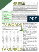 TV words