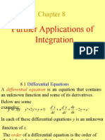 Intro. to Differential Equation
