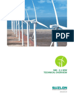 Suzlon S88 2.1MW Product Brochure