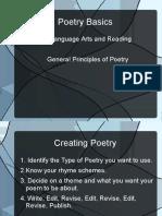basic poetry