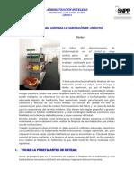 Limpieza de Hotel - Cuarto Parte I - PDF