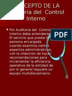 Auditoria filosofia administrativa.ppt