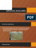 Servicios Auxiliares Para Subestaciones Eléctricas