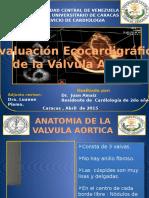 Evaluación Ecografica de La Valvula Aortica ( Juan) Definitivo