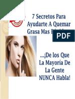 7 Secretos