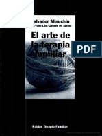 Minuchin- El Arte de La Terapia Familiar Criminología Aplicada
