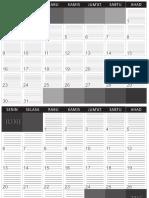 KSE 2016-2017 Kalender Event