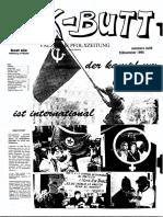 K-BUTT. Välzische Pfolxzeitung. Nr. 12