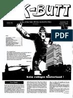 K-BUTT. Välzische Pfolxzeitung. Nr. 13