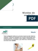 QBR501 S3 E Niveles de Medición FJEV