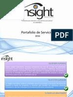Portafolio Insight Consultores Colombia