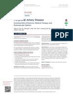 2016-Peripheral Artery Disease