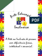 Arte Educação Inclusiva 2012 - Livro Em PDF