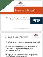 Como Fazer Um Poster