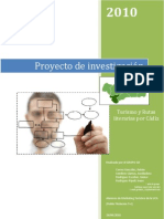 Proyecto de investigación (borrador)