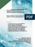 Standar COBIT Untuk Tata Kelola TIK Revisi-2
