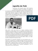 Biografía de Pelé