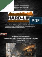 Manual Capacitaciones LHD Nuevo Peru