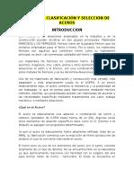 4. CLASIFICACION Y SELECCION DE ACEROS.docx