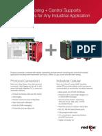 RedLion Protocol Line Card