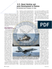 U.S. Naval Aviation and Weapons Development in Review