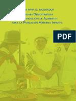 Guia de Sesiones Demostrativas (Documento de Trabajo)