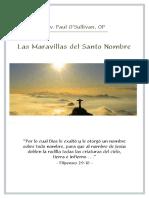 Las Maravillas del Santo Nombre - Paul O`Sullivan