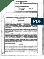 Resolución 09317 - 06/Mayo/2016