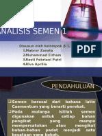SEMEN 1 - bsk