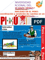 Perú en El Umbral Cap. 2 Gobernabilidad