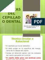 tecnicasdecepilladodental-140228195600-phpapp02