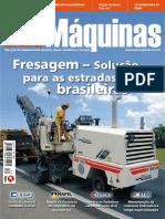 Revista Digital Máquinas Pavimentação