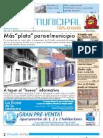 Primera Edicion El Municipal