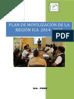 Plan Movilizacion 2014 2015