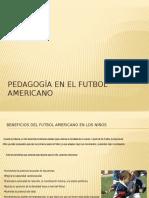 Pedagogía en El Futbol Americano