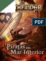 Piratas Del Mar Interior - Suplemento