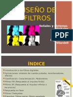 T.6 Diseño de Filtros Definitivo