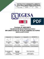 IT-EL-05-E96_Instructivo de Desmantelamiento Eléctrico Muestrera Existente.rev.C