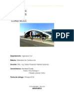 Materiales Aeropuerto
