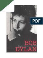 Bob Dylan-Canções-Volume 1