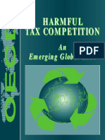 OCDE, Harmuful Tax Competion. an Emerging Global Issue