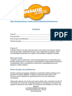 Descrição Desafio Sebrae 2012-PROFESSORESx[1]