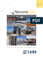 Leda Industrial Gates and Perimeter Security Handbook