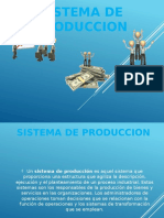Sistema de Produccion Expo 2